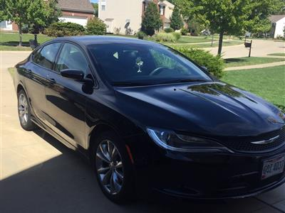 2016 Chrysler 200 lease in Avon Lake,OH - Swapalease.com