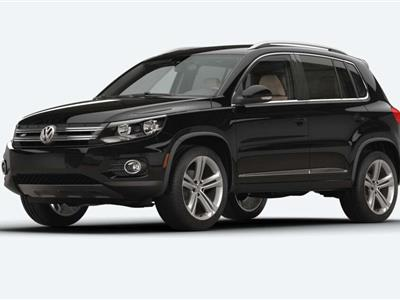 2016 Volkswagen Tiguan lease in Woodhaven,NY - Swapalease.com