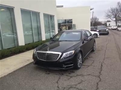 2015 Mercedes-Benz S-Class lease in Westlake,OH - Swapalease.com