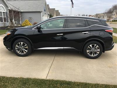 2015 Nissan Murano lease in North Ridgeville,OH - Swapalease.com