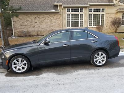 2016 Cadillac ATS lease in La Grange,IL - Swapalease.com