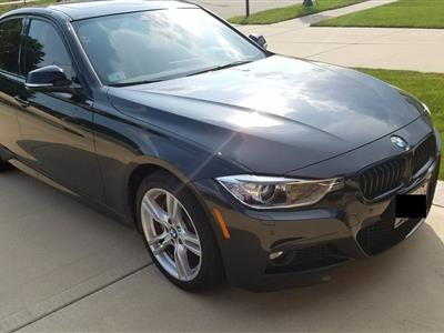 2015 BMW 3 Series lease in Addison,IL - Swapalease.com