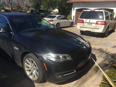 2015 BMW 5 Series lease in Valley Village,CA - Swapalease.com