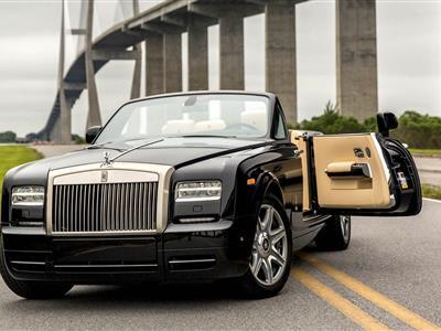 2015 Rolls-Royce Phantom Drophead Coupe lease in Los Angeles,CA - Swapalease.com