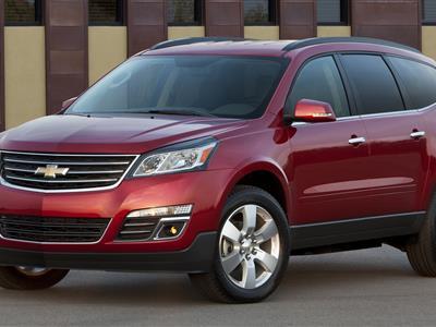 2016 Chevrolet Traverse lease in peru,VT - Swapalease.com