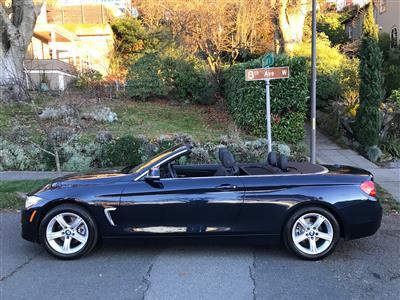 2015 BMW 4 Series lease in Seattle,WA - Swapalease.com