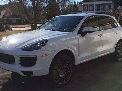 2017 Porsche Cayenne lease in Kennesaw,GA - Swapalease.com
