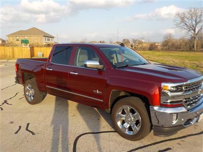 2016 Chevrolet Silverado 1500 lease in College Station,TX - Swapalease.com