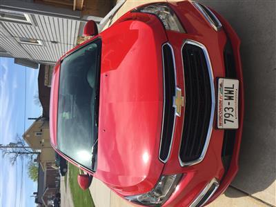 2015 Chevrolet Cruze lease in Mukwonago,WI - Swapalease.com
