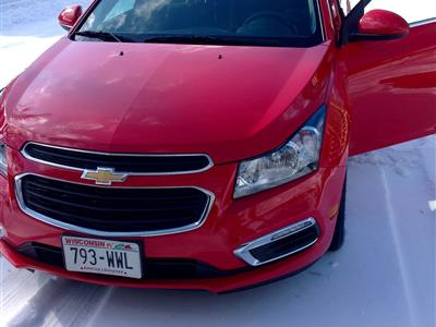2015 Chevrolet Cruze lease in Mukwonago,WI - Swapalease.com