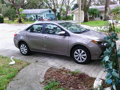 2016 Toyota Corolla lease in Fort Richey,FL - Swapalease.com