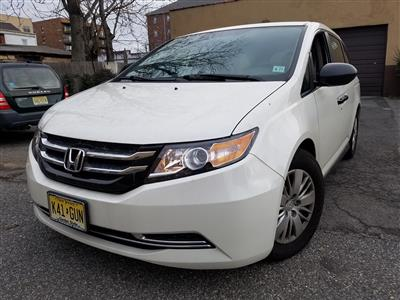 2016 Honda Odyssey lease in Palisade Park,NJ - Swapalease.com