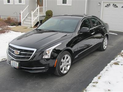 2015 Cadillac ATS lease in Johnston,RI - Swapalease.com