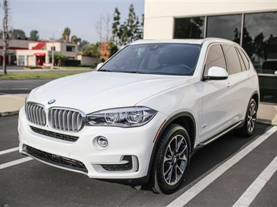 2016 BMW X5 lease in Corona,CA - Swapalease.com
