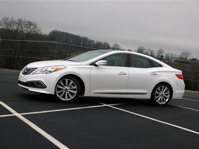 2016 Hyundai Azera lease in Anderson,SC - Swapalease.com