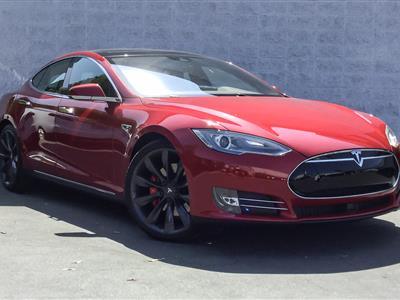 2016 Tesla Model S lease in Santa Ana,CA - Swapalease.com