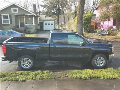 2016 Chevrolet Silverado 1500 lease in Portland,OR - Swapalease.com
