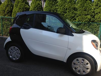 2016 smart fortwo lease in Fort Lee,NJ - Swapalease.com