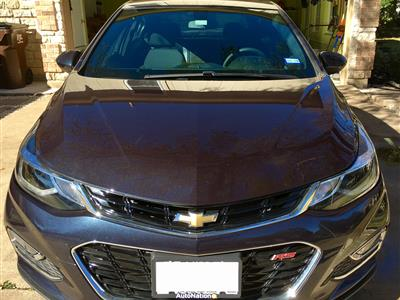 2016 Chevrolet Cruze lease in Austin,TX - Swapalease.com