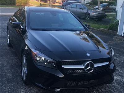 2016 Mercedes-Benz CLA-Class lease in Swarthmore,PA - Swapalease.com