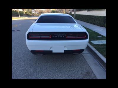 2016 Dodge Challenger lease in Velencia,CA - Swapalease.com