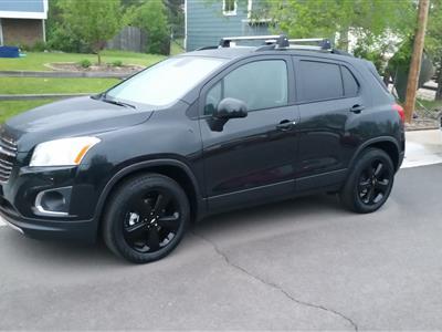 2016 Chevrolet Trax lease in Castle Rock,CO - Swapalease.com