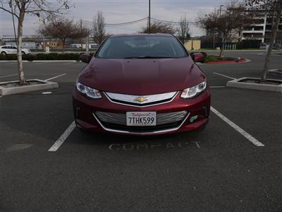 2017 Chevrolet Volt lease in Foster City,CA - Swapalease.com