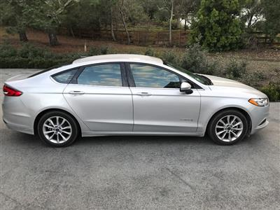 2017 Ford Fusion Hybrid lease in San Francisco,CA - Swapalease.com