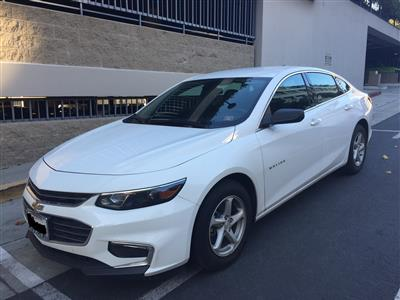 2016 Chevrolet Malibu lease in Los Angeles,CA - Swapalease.com