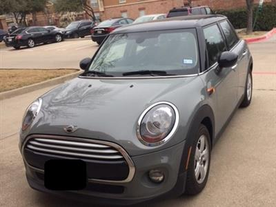 2015 MINI Cooper lease in Irvine,TX - Swapalease.com