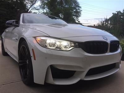 2016 BMW M4 lease in Springfield,NJ - Swapalease.com