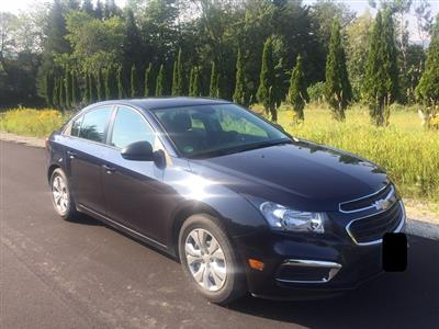 2016 Chevrolet Cruze lease in New London,NH - Swapalease.com