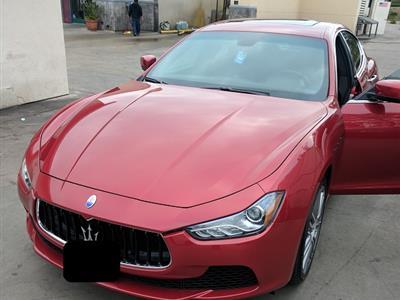 2015 Maserati Ghibli lease in San Juan Capistrano,CA - Swapalease.com