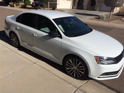 2016 Volkswagen Jetta lease in Phoenix,AZ - Swapalease.com