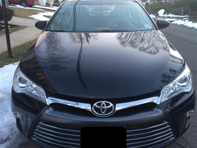 2016 Toyota Camry lease in Linden,NJ - Swapalease.com