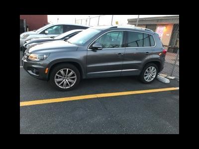 2014 Volkswagen Tiguan lease in Staten Island,NY - Swapalease.com