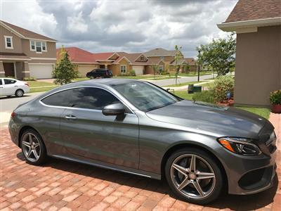 2017 Mercedes-Benz C-Class lease in kissimmee,FL - Swapalease.com
