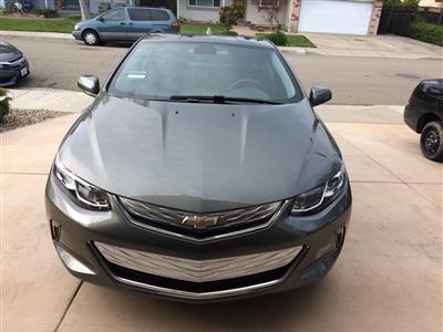 2016 Chevrolet Volt lease in Pleasanton,CA - Swapalease.com