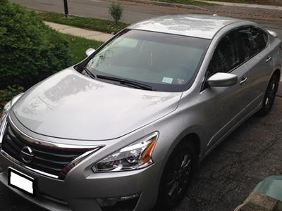 2015 Nissan Altima lease in Rochester,NY - Swapalease.com