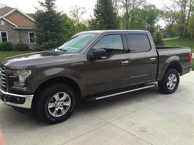2016 Ford F-150 lease in Warsaw,IN - Swapalease.com