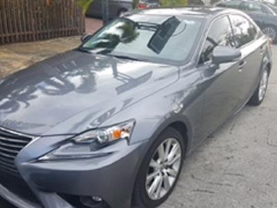 2016 Lexus IS 200t lease in Miami,FL - Swapalease.com