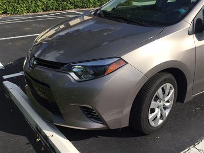 2015 Toyota Corolla lease in Boca Raton,FL - Swapalease.com