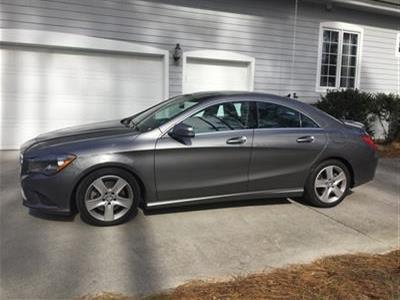 2015 Mercedes-Benz CLA-Class lease in St. Helena,SC - Swapalease.com