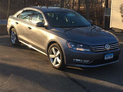 2015 Volkswagen Passat lease in Branford,CT - Swapalease.com
