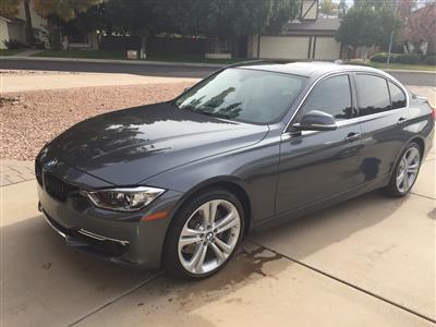 2015 BMW 3 Series lease in Mesa,AZ - Swapalease.com