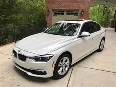 2016 BMW 3 Series lease in Charleston,SC - Swapalease.com