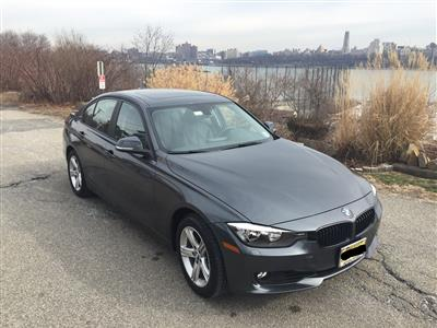 2015 BMW 3 Series lease in Edgewater,NJ - Swapalease.com