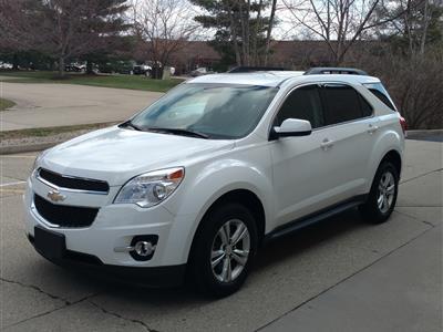 2015 Chevrolet Equinox lease in Cincinnati,OH - Swapalease.com