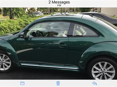 2017 Volkswagen Beetle lease in Deerfield Beach,FL - Swapalease.com