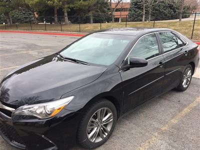 2016 Toyota Camry lease in Salt Lake City,UT - Swapalease.com